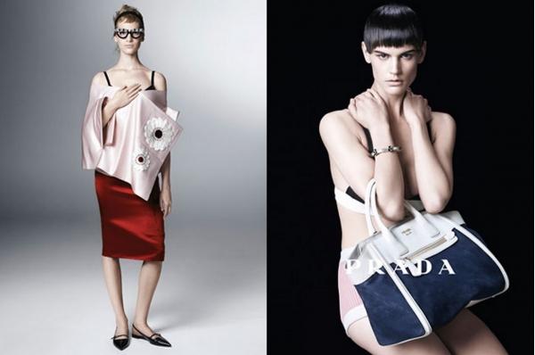 Photo Coverage: Prada Spring 2013 Campaign