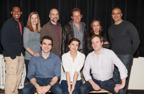 Photo Flash: Meet the Cast of Atlantic Theater Company's THE JAMMER