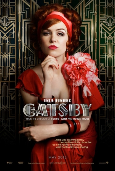 Photo Flash: First Look - THE GREAT GATSBY Character Posters!
