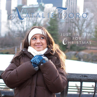 BWW Interviews: Broadway Vet Natalie Toro Releases New Single 'Just in Time for Christmas'
