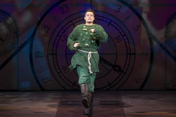 Ben Freeman as Fiyero