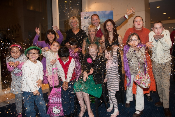 Photo Flash: Northwestern Mutual Provides Children Battling Cancer with Respite During Opening Night of TUTS' PETER PAN