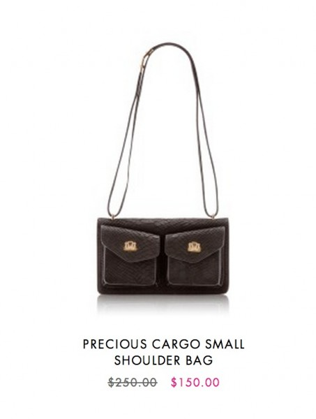 Daily Deal 12/23/12: Henri Bendel