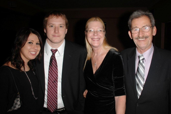 Kate Mohr, USN GSM Kevin Anderson, Patrice Anderson, Bernie Baker
