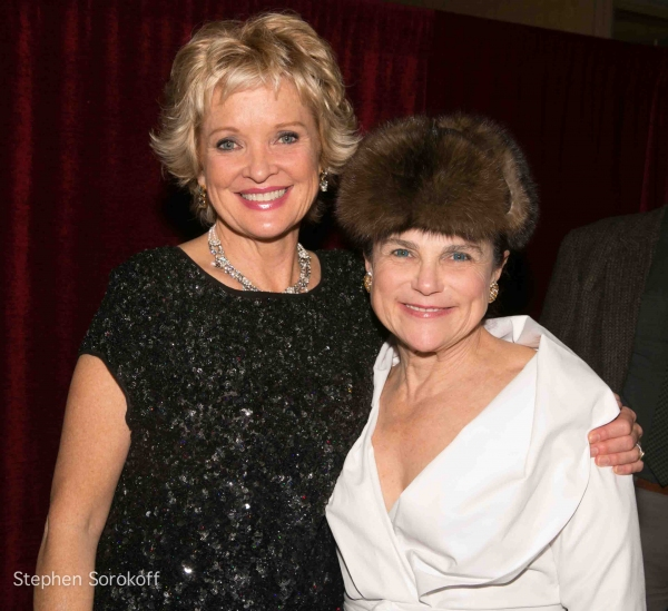 Photo Coverage: Christine Ebersole and Michael Feinstein Play Feinstein's
