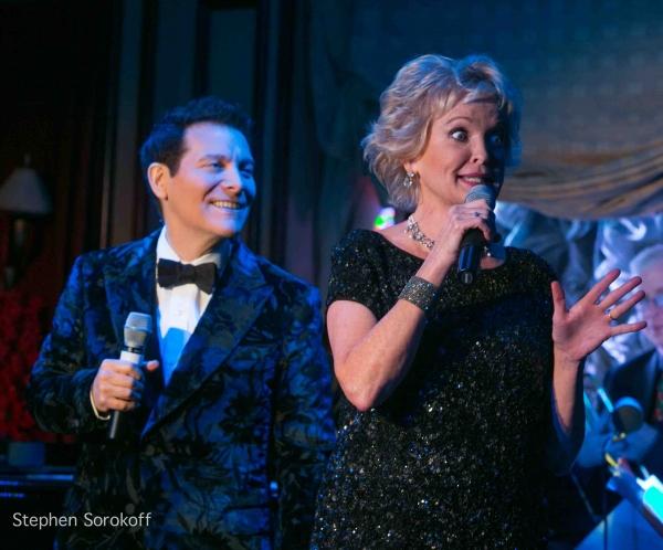 3 at Christine Ebersole and Michael Feinstein Play Feinstein's