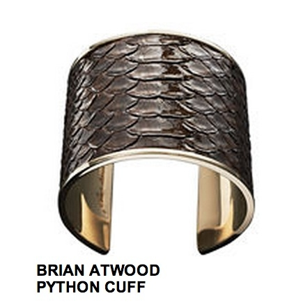 Photo Coverage: Brian Atwood Jewelry Debut