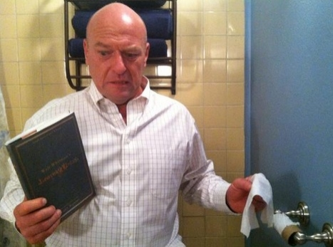 Photo Flash: First Look - Dean Norris in AMC's BREAKING BAD Season 5