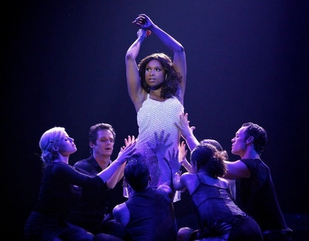 Photo Flash: First Look - Jennifer Hudson, Jeremy Jordan & More on SMASH Season 2