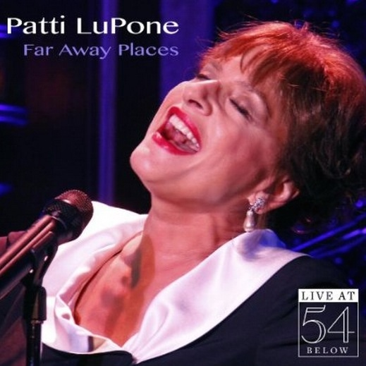 Patti LuPone at First Look at Patti LuPone and Norbert Leo Butz's 54 Below Albums!