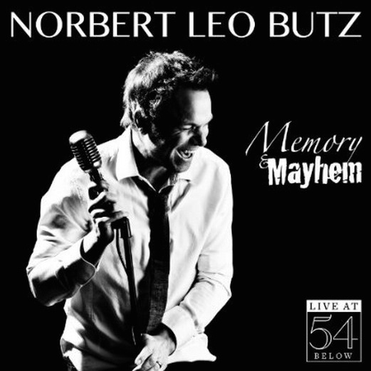 Sneak Peek: Norbert Leo Butz's 54 Below Album - Track Listing, Cover and More!