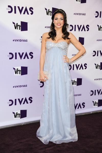 Jenna Dewan at 'VH1 Divas' 2012, Los Angeles (Photo by Rob Latour / Rex USA)
