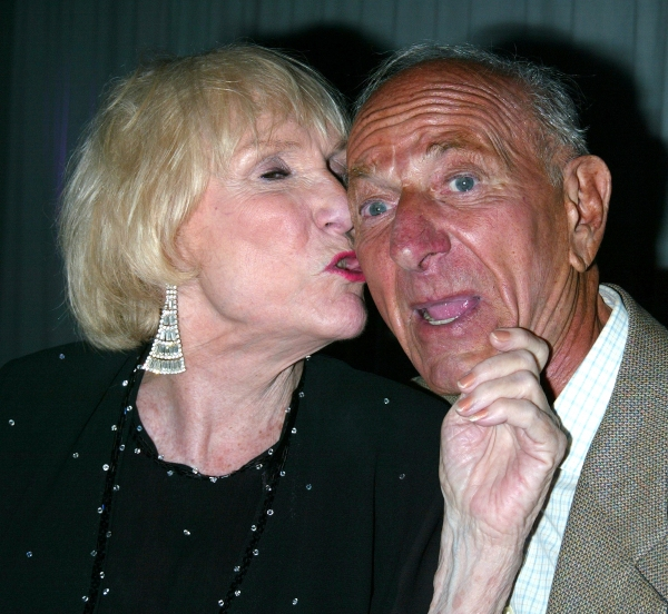 Brett Somers with her Ex-Husband Jack Klugman An Evening with Brett Somers at Danny's Photo