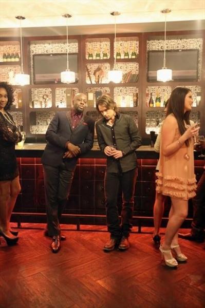 WYCLEF JEAN, JONATHAN JACKSON at NASHVILLE's Midseason Return, Airs 1/9