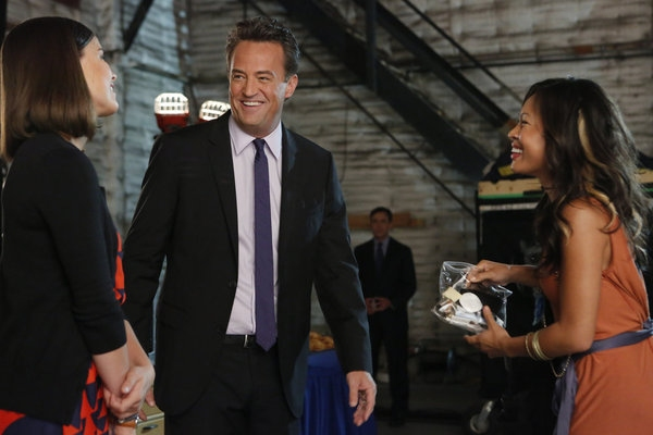 Allison Miller, Matthew Perry , Theresa June-Tao