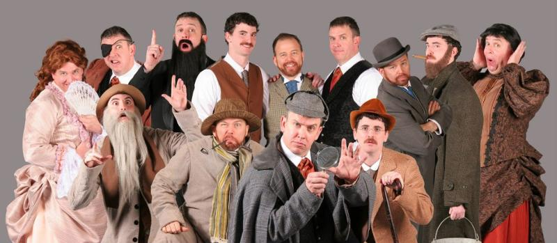 AHT Presents THE HOUND OF THE BASKERVILLES, 1/11