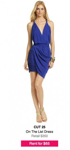 Daily Deal 12/28/12: Rent the Runway