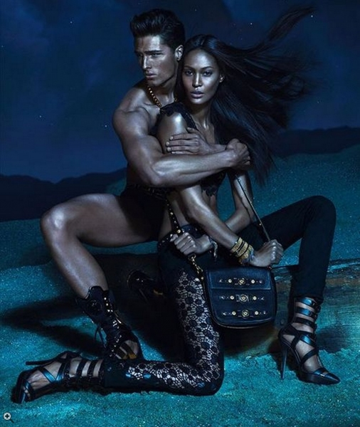 Photo Coverage: Versace Spring Campaign