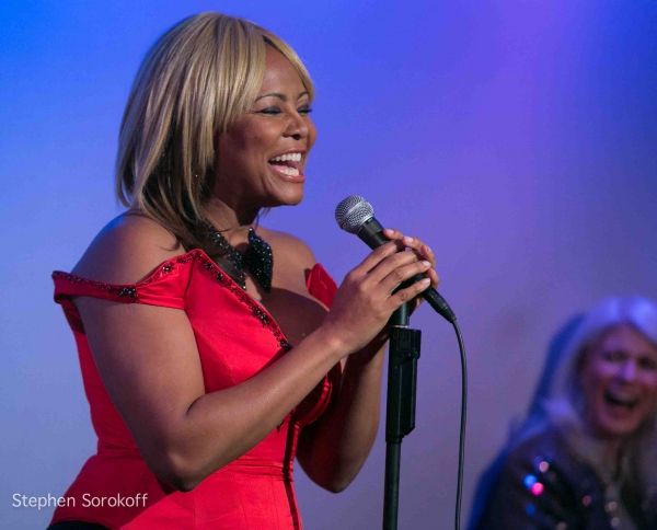 Tonya Pinkins at Jamie deRoy & Friends at the Metropolitan Room