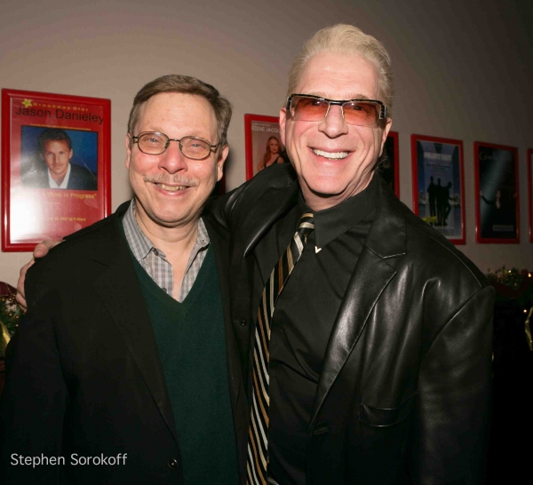 Director barry Klienbort & Music Director Ron Able