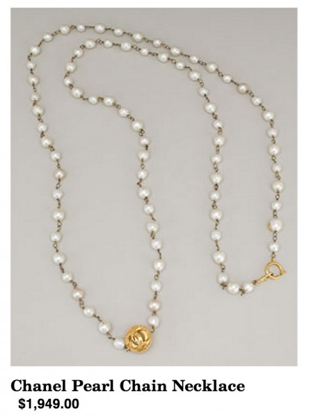 Daily Deal 12/29/12: Chanel