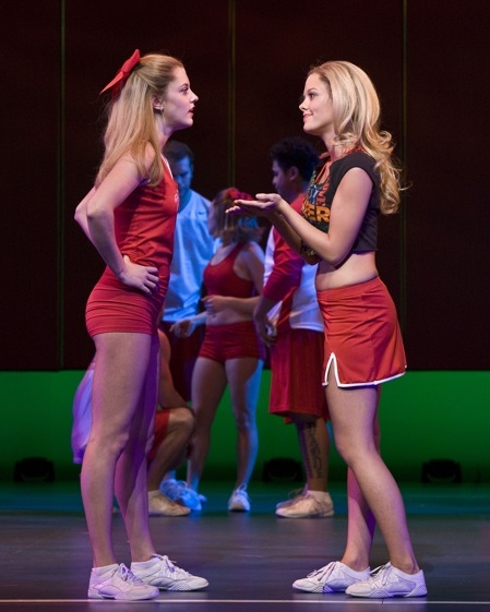 BWW Flashback: BRING IT ON - THE MUSICAL Leads Last Cheer on Broadway Today