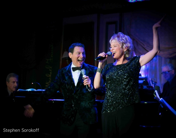 Photo Coverage: Sally Field and More Attend Christine Ebersole and Michael Feinstein's Show at Loews Regency