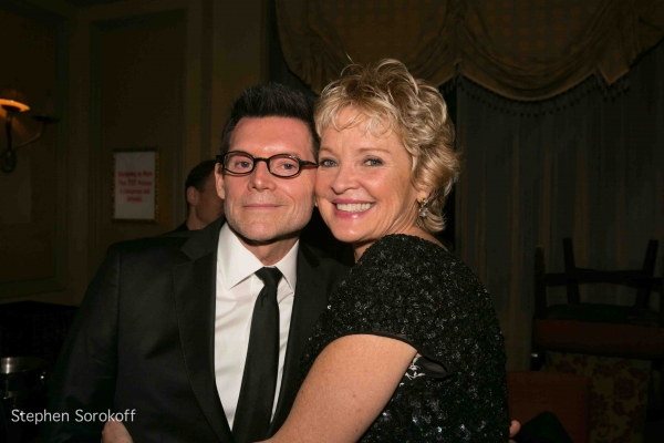 Terrence Flannery & Christine Ebersole