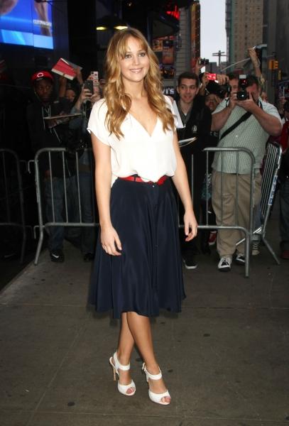 Fashion Photo of the Day 12/30/12 - Jennifer Lawrence