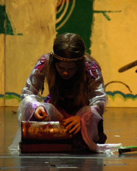 Photo Flash: Beijing Playhouse Academy of Performing Arts' HOLLY JOLLY ROBIN HOOD