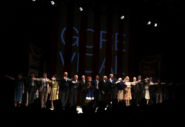 CURTAIN UP: Most Memorable Moments of 2012 - Part Two!