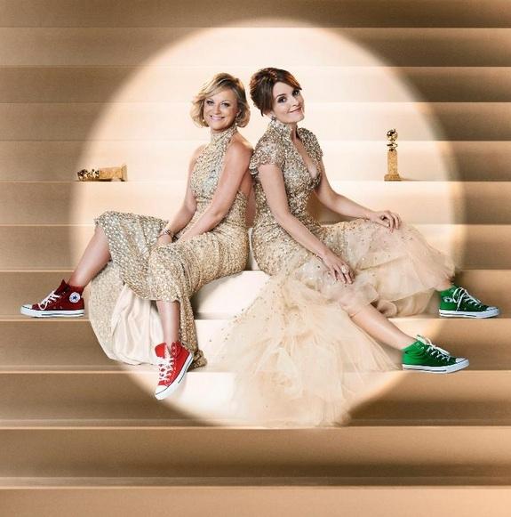 Photo Flash: New Photography - Fey, Poehler Host GOLDEN GLOBE AWARDS on NBC
