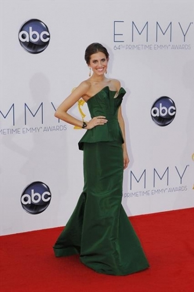 Fashion Photo of the Day 12/31/12 - Allison Williams