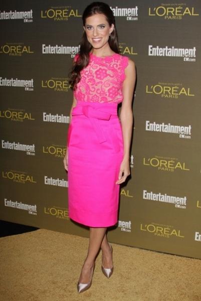 Fashion Photo of the Day 12/31/12 - Allison Williams