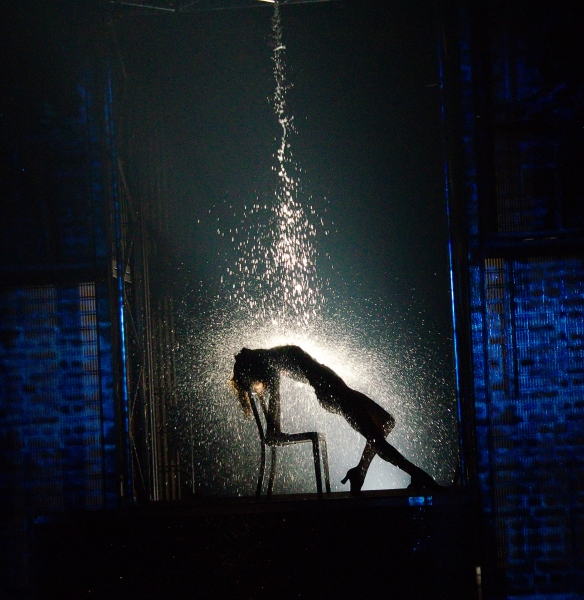 Photo Flash: First Look at Emily Padgett and Matthew Hydzik in FLASHDANCE's National Tour!