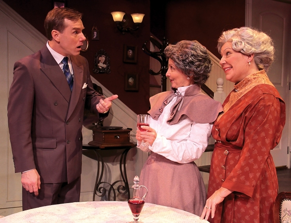Photo Flash: First Look at ARSENIC & OLD LACE at Beef & Boards Dinner Theatre