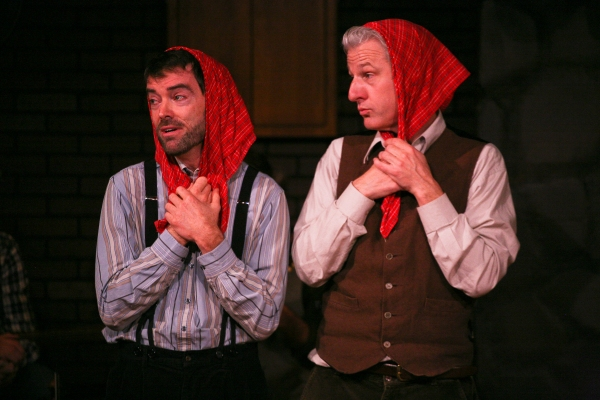 Photo Flash: First Look at Cinnabar Theatre's A COUPLE OF BLAGUARDS
