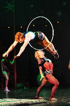 EXCLUSIVE: Circus Gypsy Takes PIPPIN to New Heights at A.R.T.