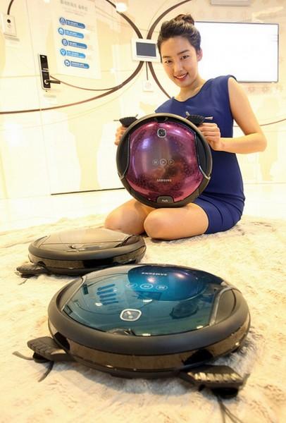 Samsung Releases Radical New Robot Vaccum