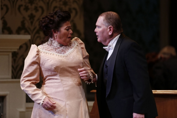Photo Flash: First Look at Sara Morsey, Craig Bockhorn and More in THE LITTLE FOXES