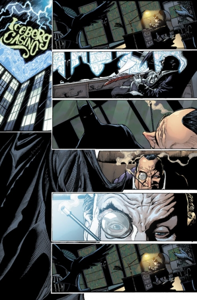 Photo Flash: First Look - Ethan Van Sciver's BATMAN: THE DARK KNIGHT #16