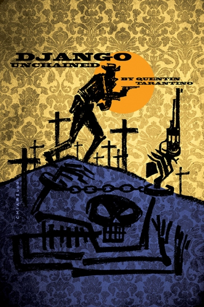 Photo Flash: First Look - DJANGO UNCHAINED #2 Variant Cover