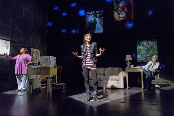 Photo Flash: First Look at Bill Heck, Sue Jean Kim, and More in WATER BY THE SPOONFUL