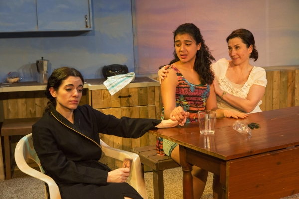 Photo Flash: First Look at Caridad Svich's GUAPA Premiere at Phoenix Theatre