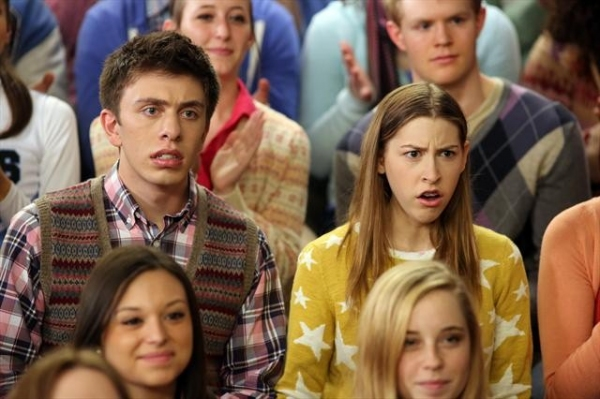 Photo Flash: First Look - THE MIDDLE's 'The Friend,' Airing 1/23