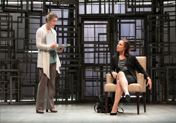 Photo Flash: Laurie Metcalf and More in MTC's THE OTHER PLACE, Opening Tonight