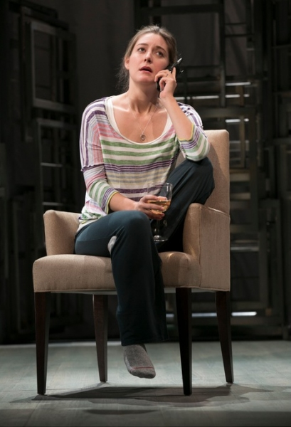 Photo Flash: First Look at Laurie Metcalf and More in MTC's THE OTHER PLACE!