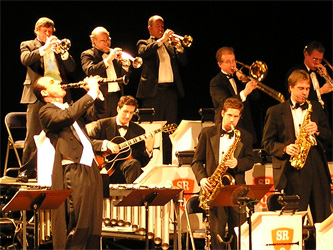 Herb Gardner and Stan Rubin Orchestra Bring Benny Goodman Tribute to Centenary Stage Tonight