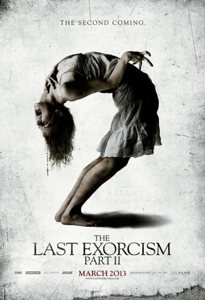 Photo Flash: First Look - Poster for THE LAST EXORCISM PART II