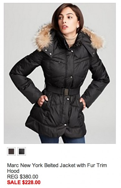 Daily Deal 1/3/13: Winter Coats